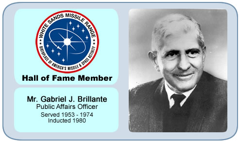 Photo of Gabriel J. Brillante