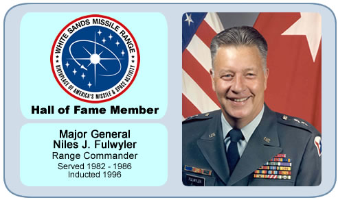 Photo of Major General Niles J. Fulwyler