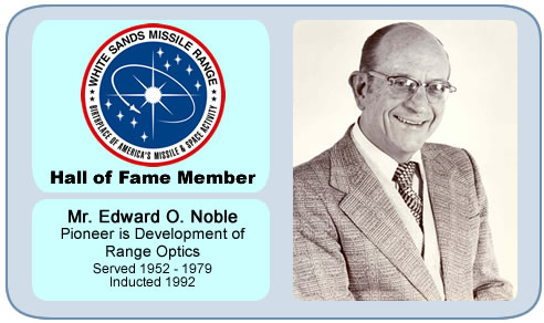Photo of Mr. Edward O. Noble