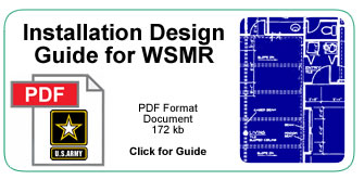 PDF Document: WSMR Installation Design Guide
