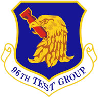 Emblem, 96th Test Group