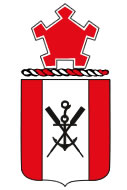 Coat of Arms: 2nd Engineer Battalion