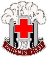 Distinctive Unit Insignia: MCAfee Clinic