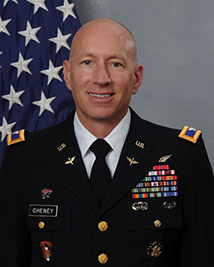 Colonel David R. Cheney II
